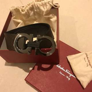 Salvatore Ferragamo Men Belt
