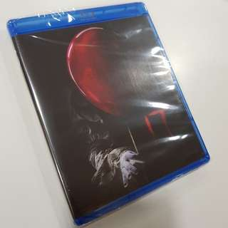 IT (2017) bluray (BD+DVD)