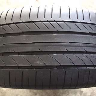 245/40/17 Continental CSC5 Tyres Sale