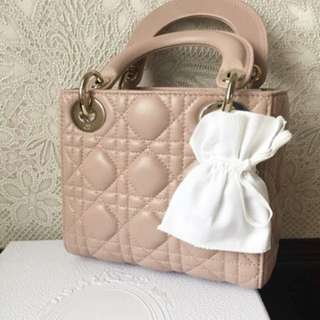 Brand new Lady Dior mini