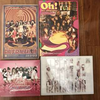 Girls Generation 少女時代 專輯 oh! mr Taxi hoot