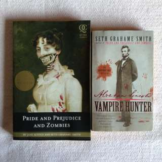 Grahame-Smith Book Set