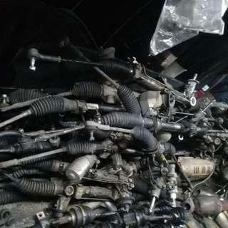 Used steering rack