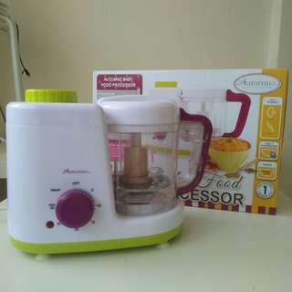 Autumnz Baby Food Processor [NEGO]