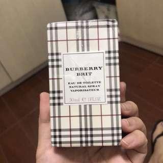 Burberry britt perfume
