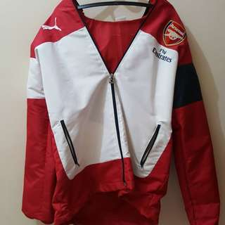 Jaket arsenal puma