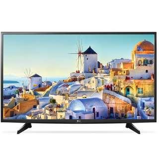 "LG 43"" 4K HDR-Pro 鮮明色彩超高清智能電視機 [43UH6100] (原廠上門保用)"