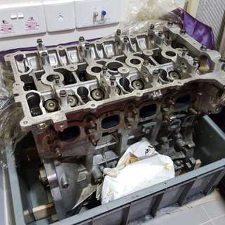 Stock Evo x engine 4b11t