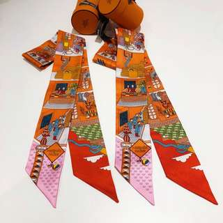 Hermes Twilly $2500一對