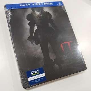 IT (2017) Bluray steelbook
