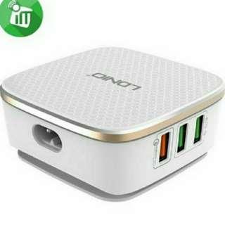 LDNIO QC2.0.USB快速充電器