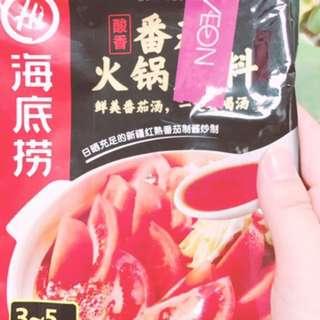 🚚 海底撈番茄湯底包