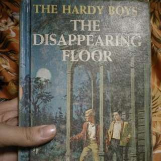 The Hardy Boys : The Disappearing Floor