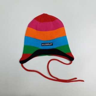童裝NEW 絨布內裡滑雪冷帽