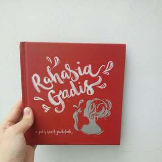 Rahasia Gadis : A Girl's Secret Book