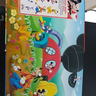Mickey mouse clubhouse disney story book