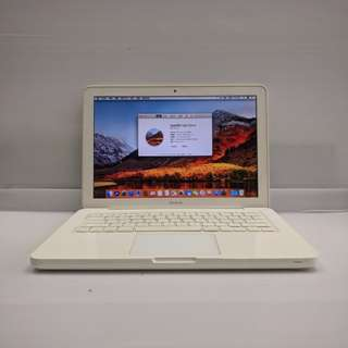 """[NVIDIA Core2Duo 4GB] Apple Macbook 13"""" 2009 Late A1342 Core2Duo 4GB Ram 250GB HDD (With Charger/USB mouse/Case)"""