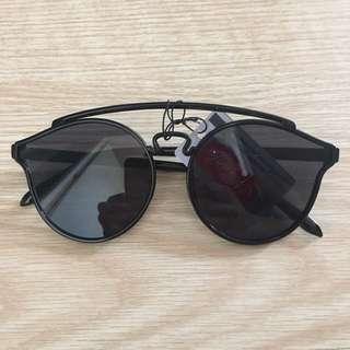 Fashion sunnies - black/black