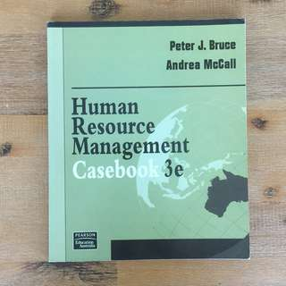 Human Resource Casebooks