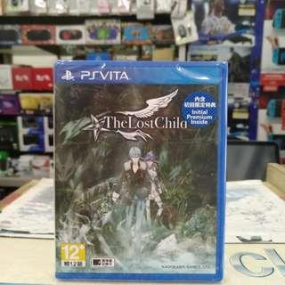 PS Vita The Lost Child