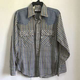 Kemeja Western (Levi's Made in USA)