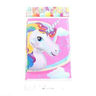 $6.90 Unicorn Birthday Party Disposable Table Cover
