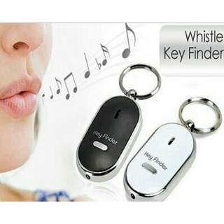 Whistle Key Finder On-Hand