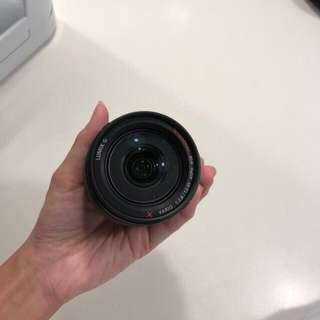 Panasonic Lumix 12-35mm