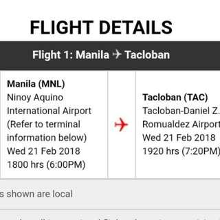 Airasia Ticket female