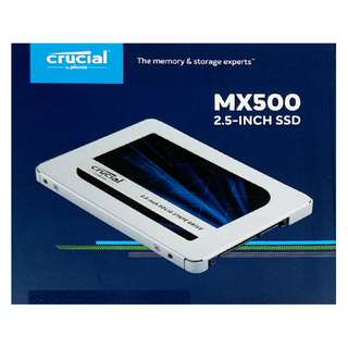 Crucial MX500 2.5-inch Solid State Drive 500GB