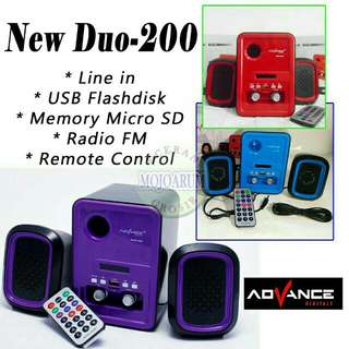 💥💥Speaker Active Duo-200 Advance💥💥