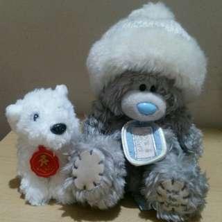 Mini stuffed toys