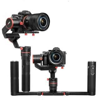 CHEAPEST Feiyu Tech A1000 + Dual Handle Kit DSLR Mirrorless Camera Gimbal
