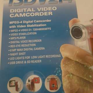 Digital camcorder video for sale