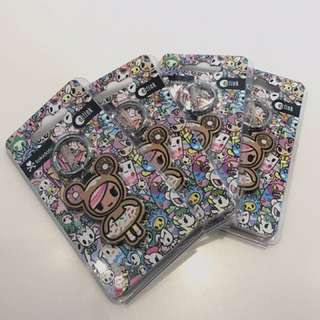 Tokidoki Ez-Charms - Donutella & Stellina (Only left 1 Stellina)