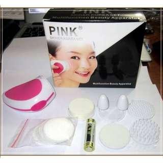 setrika wajah + Pink Skinner Beauty Skinner murah dan aman