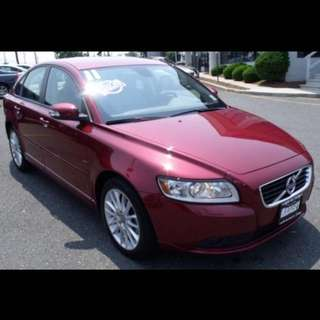 Volvo S40 2.0 Auto For rent long term