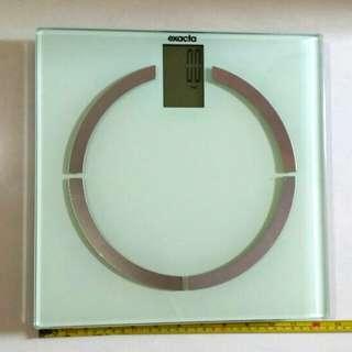 Body Analysis Scale EXACTA