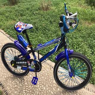 Blue TOMMY Bike Size 20