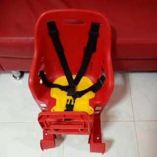 Bicycle Safety Child Seat