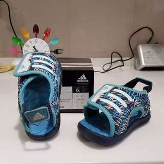 Adidas Akwah Infant Slippers