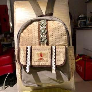 School bag for girls (Brand new)