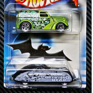 Hot Wheels Highway Halloween Limited Edition #1 RARE