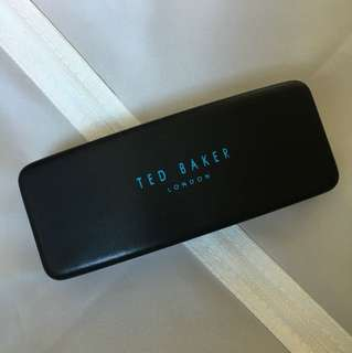 Ted Baker glasses and sunglasses case