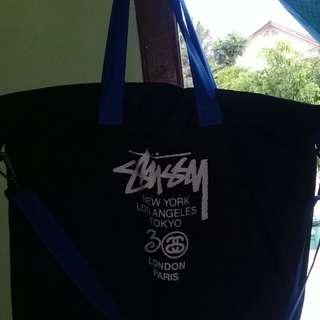 Stussy sling bag & stussy jacket coach