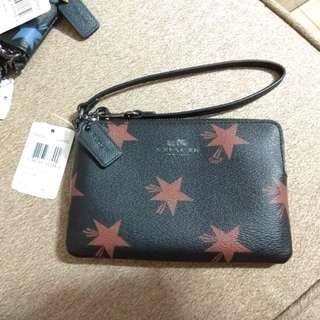 全新 Coach 銀包 $280