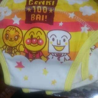 麵包超人包片褲size100(3條)