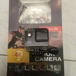 Action Camera Authentic H9