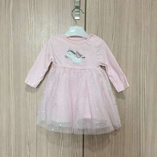 Debenhams Unicorn Tutu Dress