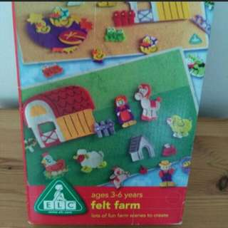 Early Learning Centre - Felt Farm